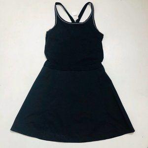 CREWCUTS Girls Summer Dress 16 Sleeveless Black